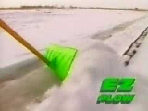 EZ Plow Snow  Remover Shovel