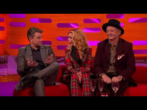 The Graham Norton Show-Matt Damon, Bill Murray, Hugh Bonneville- Part 4