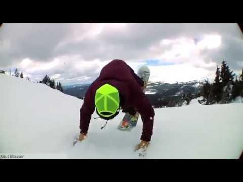 Как сделать крутые на сноуборде