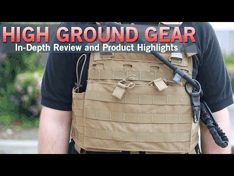 High Ground Gear In-Depth Review and Spotlight   Airsoft GI