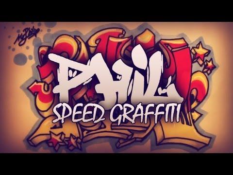 Speed Graffiti | Phil