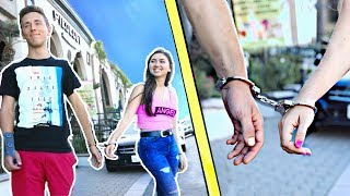 Handcuffing People To Their Crushes For A Day