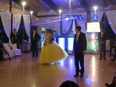 Brooke-lynn's Quince Dance to the theme from Beauty and the Beast.AVI - YouTube