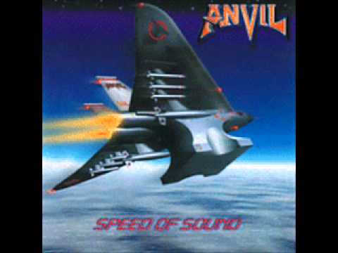 Anvil - Man Over Broad