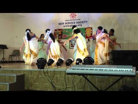 Thiruvathira 2012 Kalamandalam Sreedevi And Team, Crescendo School Of Music And Art video