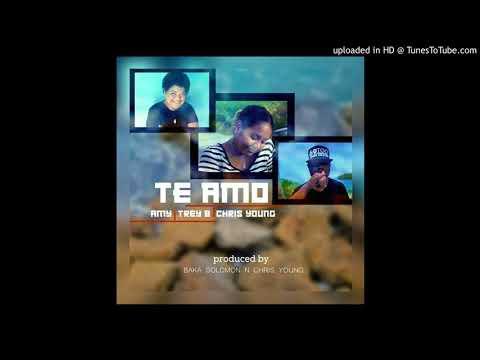 TE AMO - Amy ft Treyb & Chris Young (Prod. Baka Solomon &Chris Young) Kiri&Solomon Kiribati music 20