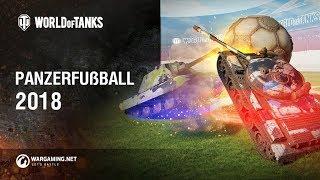 Panzerfußball 2018. Details [World of Tanks Deutsch]
