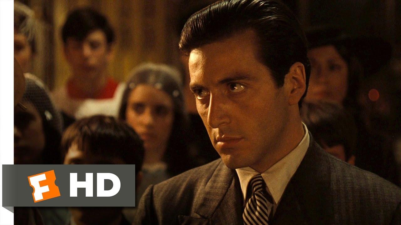 The Godfather Movie Vignette II