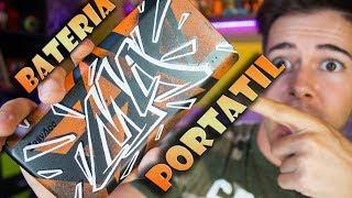 Hago un graffiti en una batería portatil - ¿Personalización?