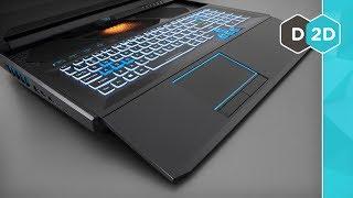 The Hyper Drift Laptop is Fast & Furious