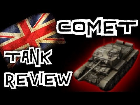 World of Tanks    Comet - Tank Review