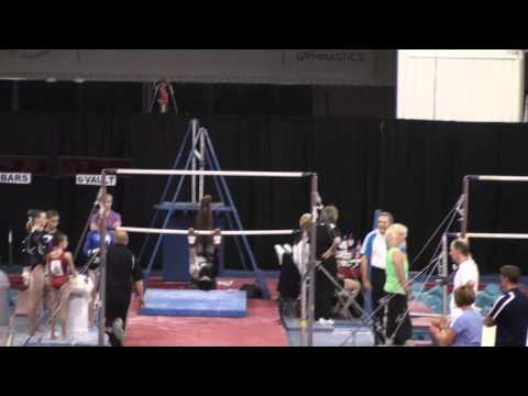 Simone Biles - Bars - American Classic July 2011