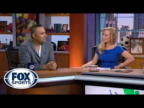 Russell Peters on Crowd Goes Wild