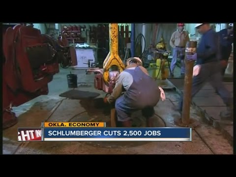 Oil and gas industry: Schlumberger to cut 2,500 jobs