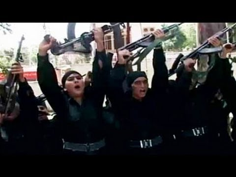 J&K unveils its first women commando squad