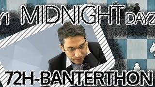 72h-Banterthon day 1   11pm to next day   Laurent Fressinet