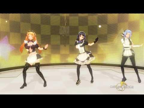 【KISS公式】カスタムメイド3D2 ダンスムービー