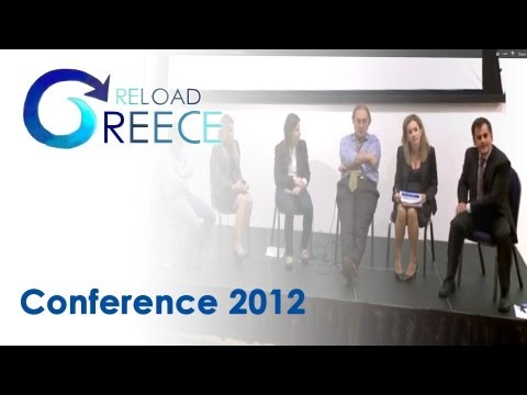 Reload Greece 2012: Funding Panel - Starting and Funding a Greek Business