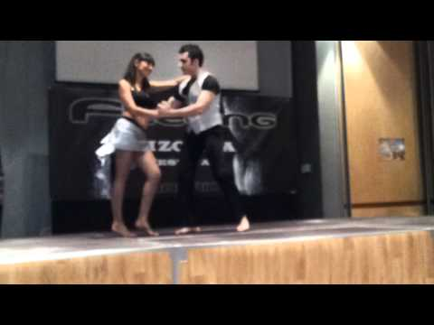 Feeling Kizomba Festival - Chavy y Marta - Finalistas Africadançar 2012 Video Download