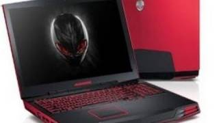 CES 2011_ Alienware 3D Enabled M17x Laptop