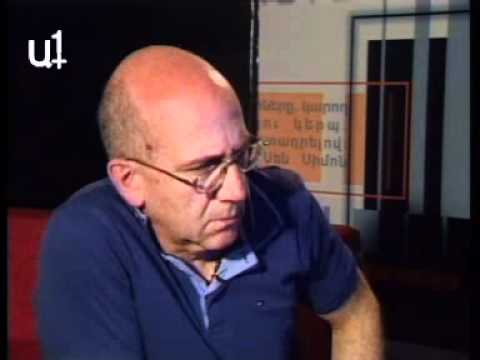 17.05.2012 PS Հյուրը Եվգենյա Ալբացն է