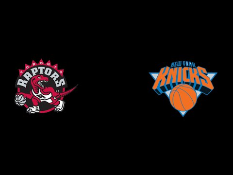 Basquetball Game New York Knicks & Toronto Raptors March 2015