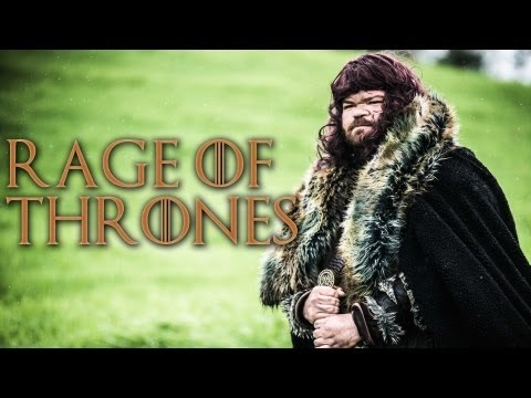 The Axis Of Awesome - Rage Of Thrones video