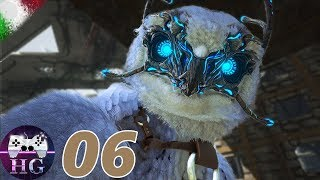 ITA Ark Extinction 06. Addomesticamento Snow Owl, il gufetto multiuso e taxidermy