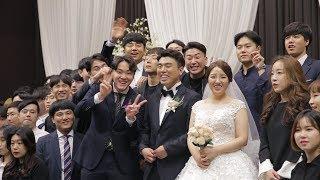 청주 아모르아트 웨딩홀 결혼식 본식영상 웨딩dvd 하이라이트 포레스트필름