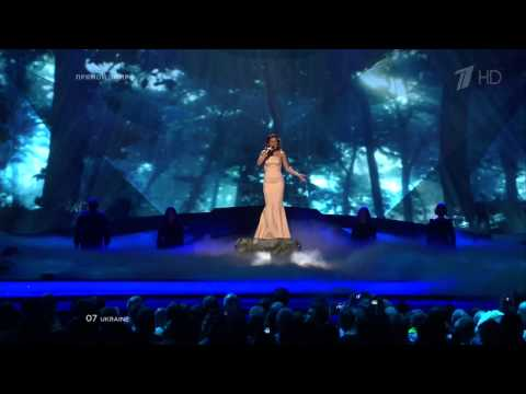 Zlata Ognevich - Gravity first semi final (Ukraine) Eurovision 2013  first semi final HD