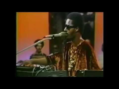 Stevie Wonder Talk Box 1972