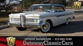 1959 Edsel Ranger Stock #1274-DET
