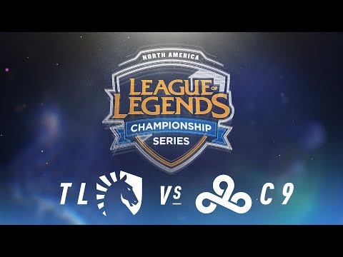 TL vs. C9 - Week 4 Day 1 | NA LCS Spring Split | Team Liquid vs. Cloud9 (2018)