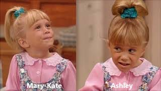 Mary-Kate and Ashley season 5 scene switches