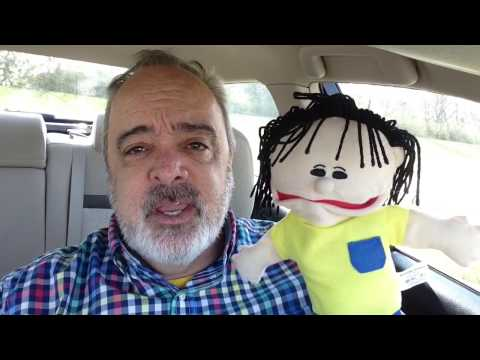 Patti The Parent Teacher Conference Helper Doll..