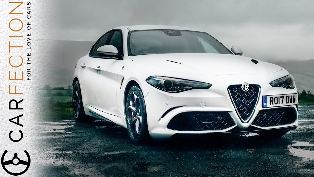 Alfa Romeo Giulia Quadrifoglio: BMW M3 Killer? - Carfection