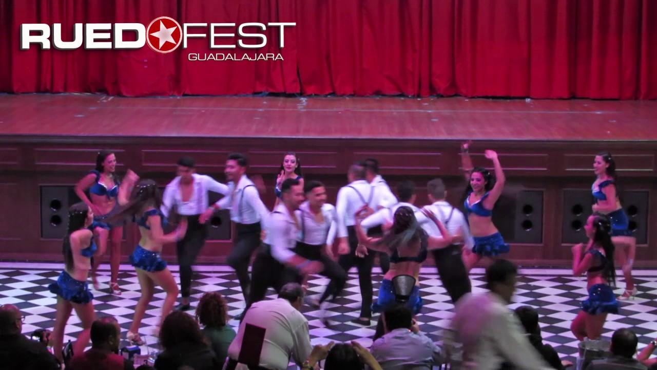 Los 4to Bate | 2do Lugar, Rueda de Casino Abierta | RUEDAFEST 2017