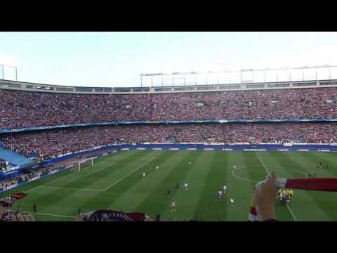 2013   2014 Champions League Atlético de Madrid vs Chelsea   Himno a Capella