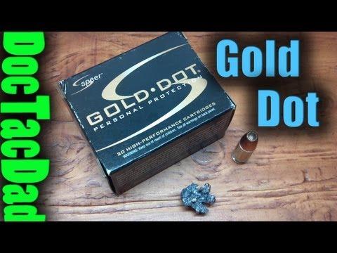 Hog's Head Ballistics - Speer Gold Dot 124gr +P 9mm
