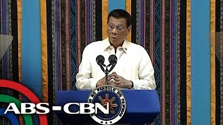 Part 5 of President Rodrigo Duterte's State of the Nation Address on July 22, 2019