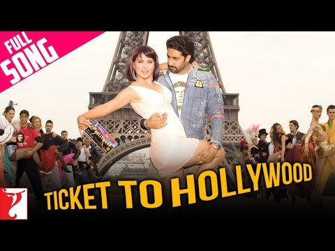Ticket To Hollywood - Full Song - Jhoom Barabar Jhoom - Abhishek Bachchan | Lara Dutta video