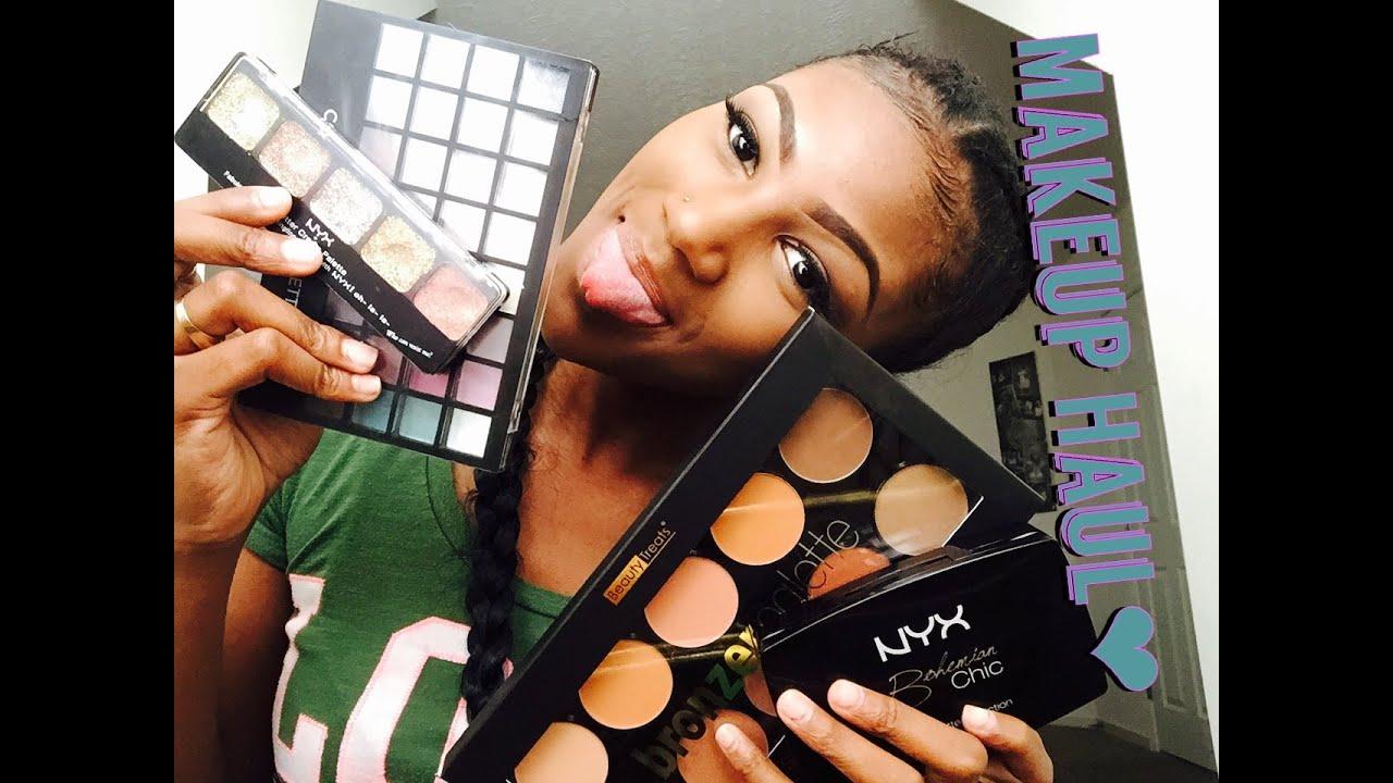 Makeup Haul + Review on Beauty Treats concealer palette