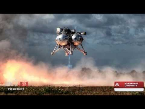SUCCESSFUL TEST FOR NASA'S MORPHEUS LANDER FEBRUARY 12, 2014
