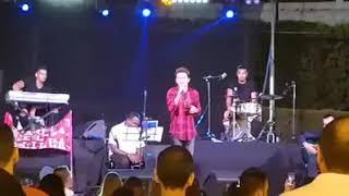 Raúl El Balilla en concierto - Fandango Final en Feria Real Carcabuey 2018 (Córdoba)