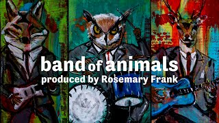 Traffic Box Art: Band of Animals