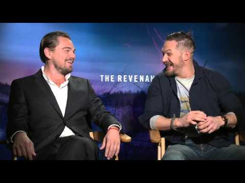 The Revenant: DiCaprio & Hardy / smoked chocolate chips - Scott Carty en streaming