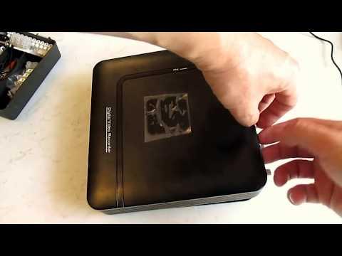 Гибридный AHD видеорегистратор для видеонаблюдения. Универсальное решение.