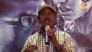 """I Want To Break The Myths On Horror Movies"" -  Ennama Katha Vudranunga Audio Launch"