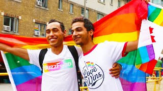 A Rainbow Flag Story | From Jail To Pride