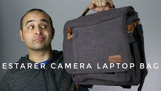 Estarer Camera Laptop Messenger Bag